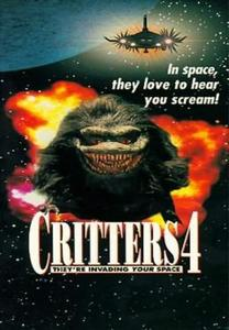 Critters 4: They're Invading Your Space / Критърсите 4
